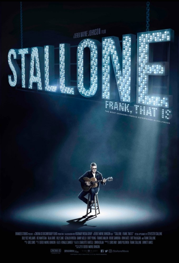 Stallone: Frank, That Is (2021)