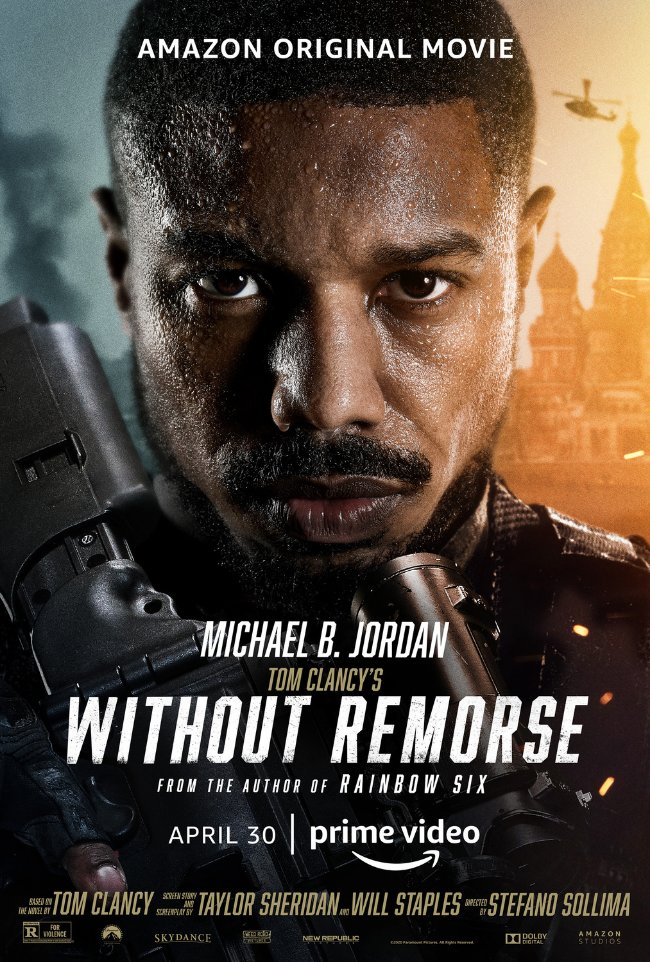 Tom Clancy's Without Remorse (2021) [TR ALTYAZI]