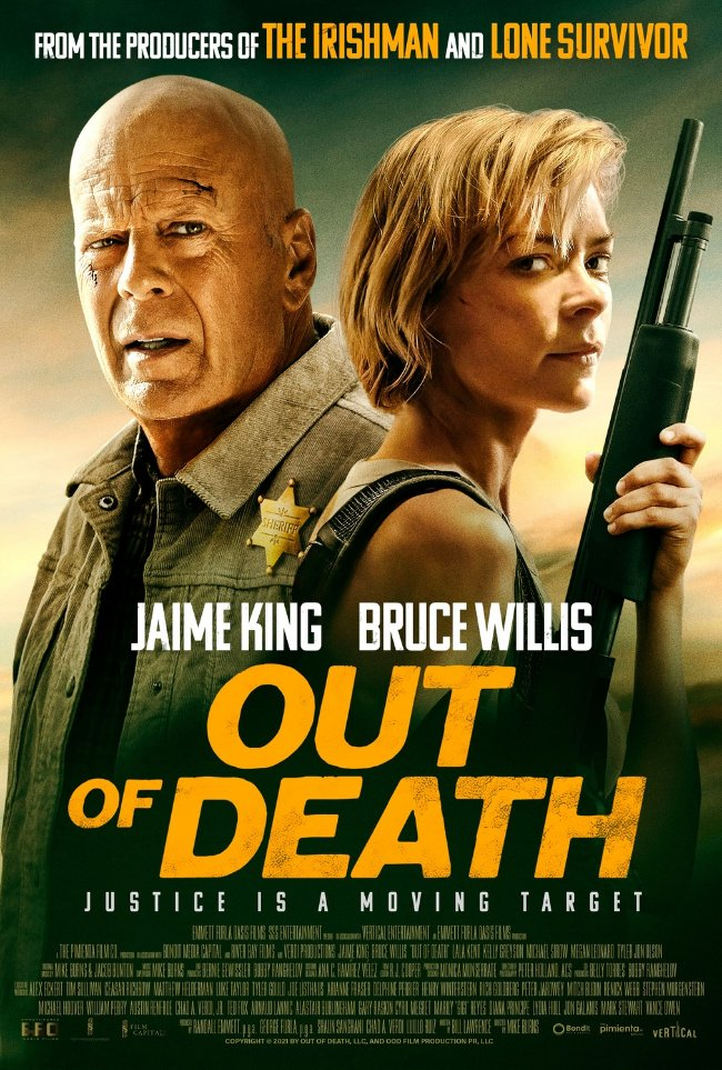 Out of Death (2021) [TR ALTYAZI]